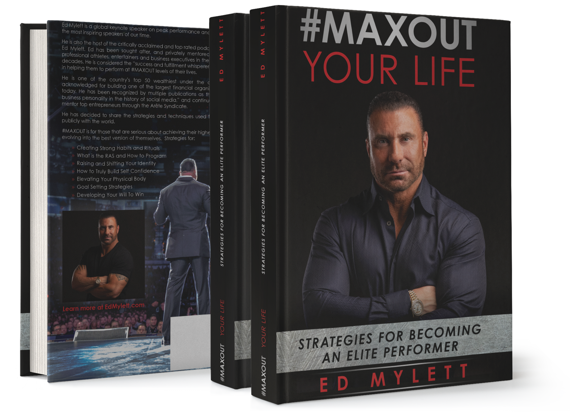 Maxout Your Life